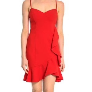 Likely | 💋 Red Mini Dress